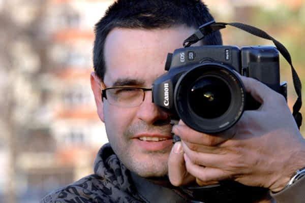 En Tierra Estella hay mucha afición a la fotografía y, además, gente muy buena