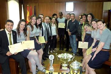 Felicitaciones para las campeonas