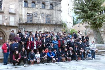 Estella acogió una concentración de txistularis el 23 de octubre