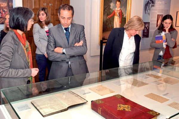 El Museo del Carlismo alberga hasta diciembre la muestra 'Reyes sin Trono'