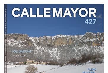 CALLE MAYOR 427 - NIEVE, HIELO Y AGUA EN TIERRA ESTELLA