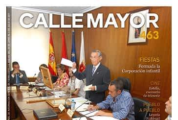 CALLE MAYOR 463 - BEGOÑA GANUZA (UPN) REPITE COMO ALCALDESA DE ESTELLA