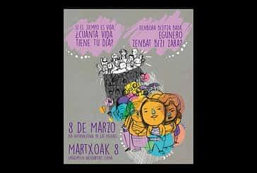 Actividades para el 8 de marzo