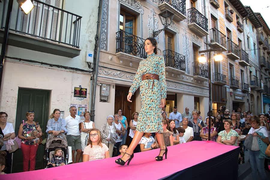 Otoño de moda en Estella-Lizarra