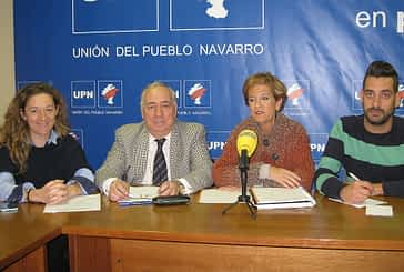 UPN defiende un área de Oncología en el Hospital de Estella