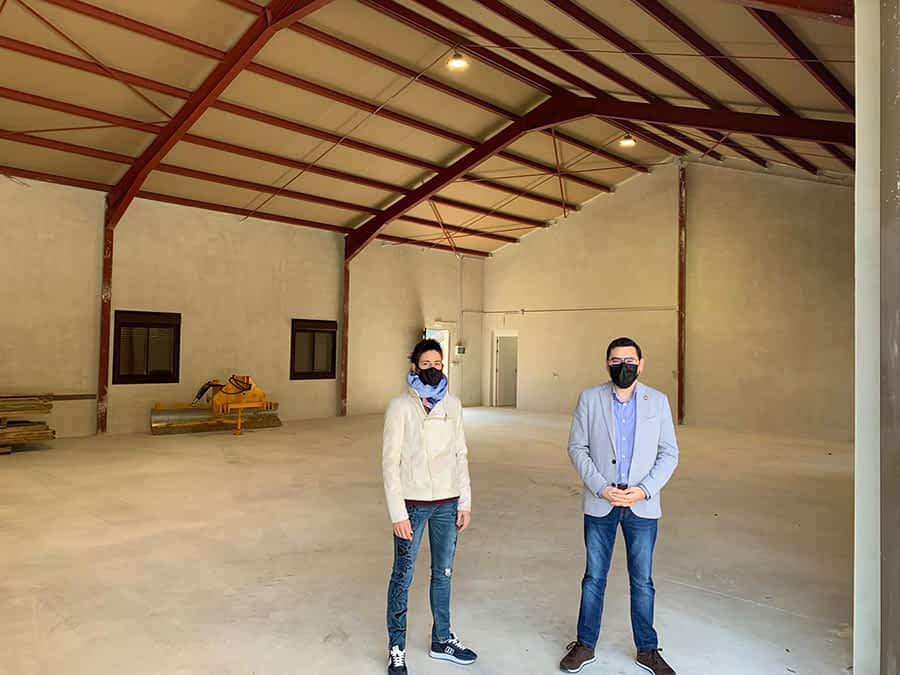 Marañón dispone de un edificio multiusos para dinamizar la vida social