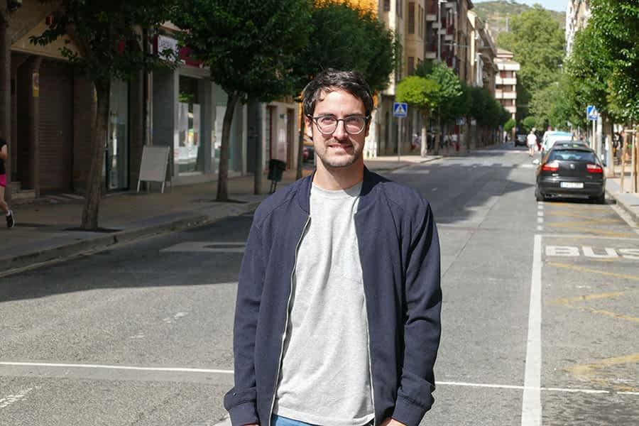 """PRIMER PLANO – Miguel Araiz, ingeniero industrial – """"Esta tecnología  se puede utilizar para aprovechar energía térmica que habitualmente se desperdicia"""""""