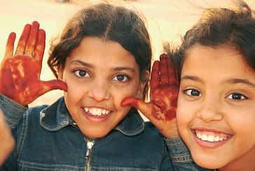 Amigos del Sahara busca familias de acogida para niños saharauis en verano
