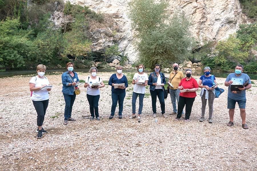 ASOCIACIONES – Agrupación de Acuarelistas de Tierra Estella-Lizarraldea – Agua, pintura y pincel