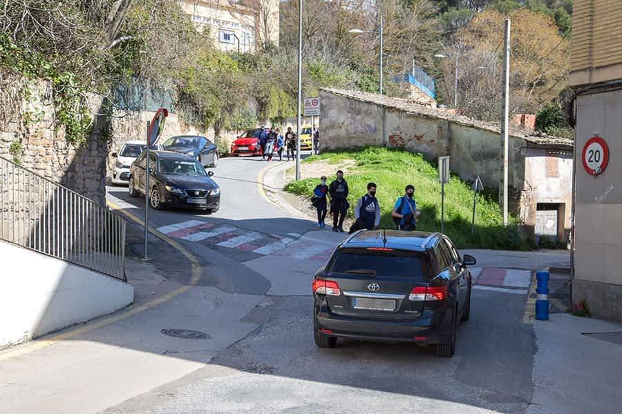 El Ayuntamiento instará al Gobierno de Navarra a reservar una partida para la variante norte