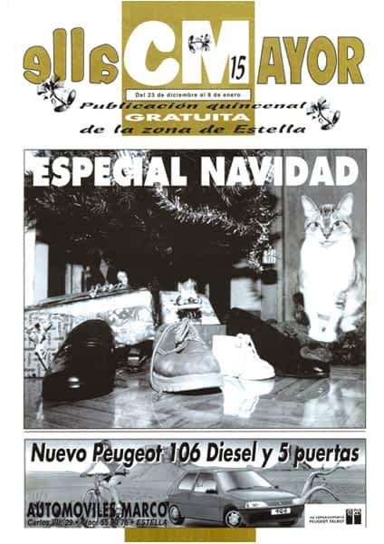 CALLE MAYOR 015 – ESPECIAL NAVIDAD 1992-1993