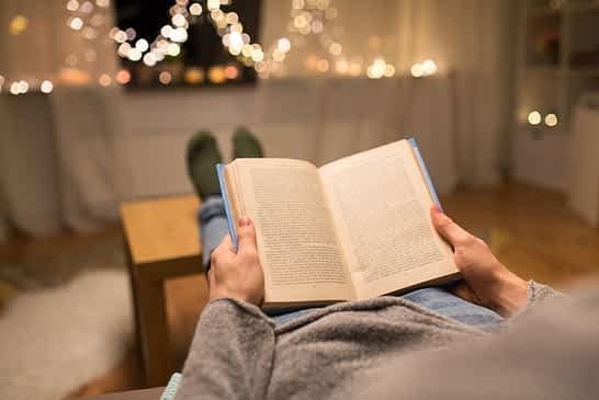 Propuestas de lectura para quedarte en casa