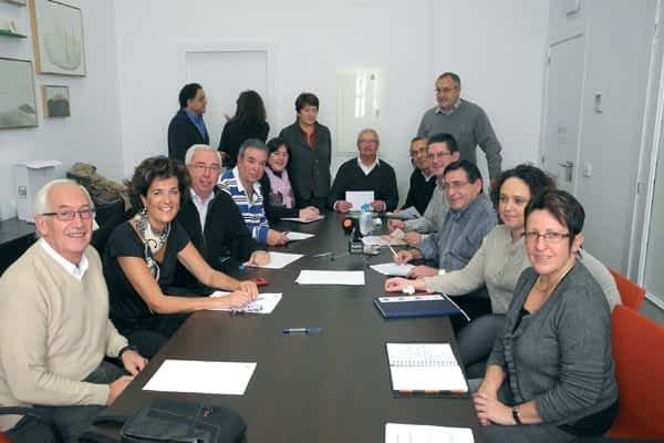 Los Ayuntamientos de Estella y Saint Jean Pied de Port estrechan lazos
