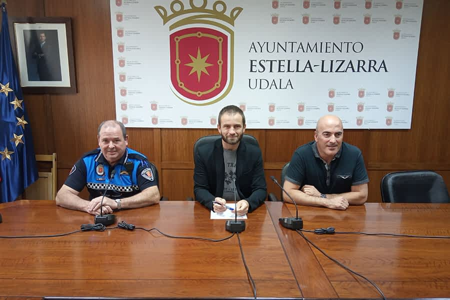 Pablo Salvatierra se estrena el 1 de octubre como jefe de la Policía Municipal