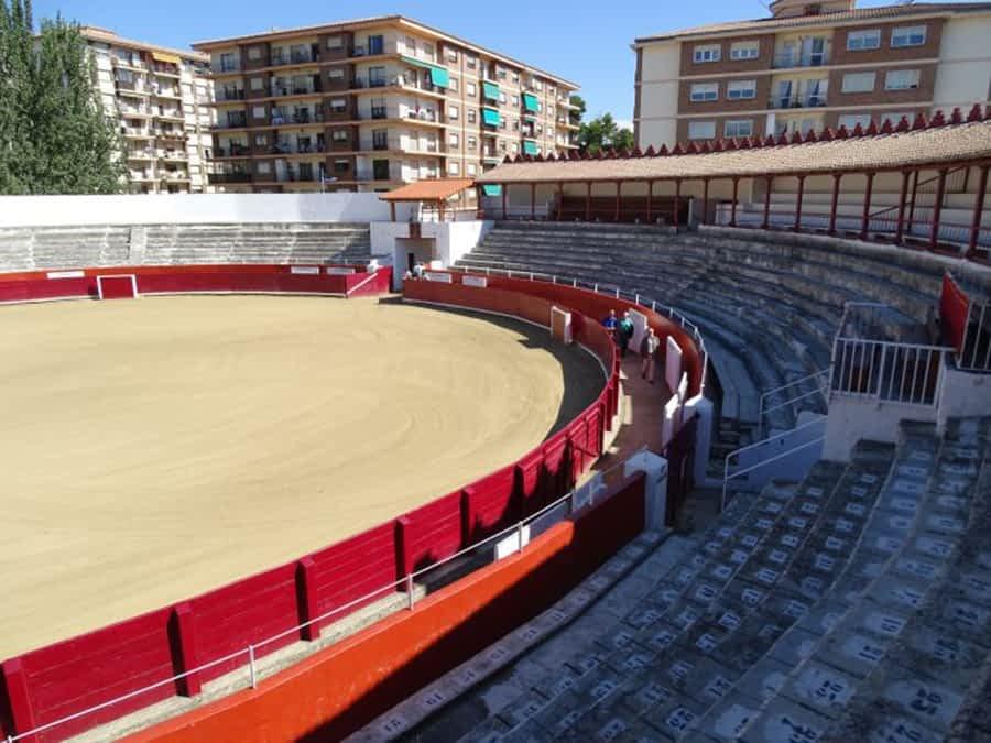 Listo el proyecto de ampliación del acceso al ruedo de la plaza de toros desde el patio de caballos