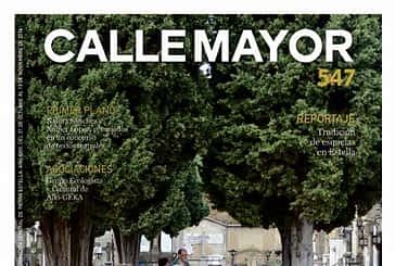 CALLE MAYOR 547 - LOS CEMENTERIOS SE ENGALAN POR TODOS LOS SANTOS