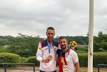 """PRIMER PLANO - Mikel Zabala Díaz - Seleccionador Nacional de Mountain Bike - """"De estos Juegos Olímpicos me quedo con el abrazo que nos dimos Valero y yo en la meta"""""""