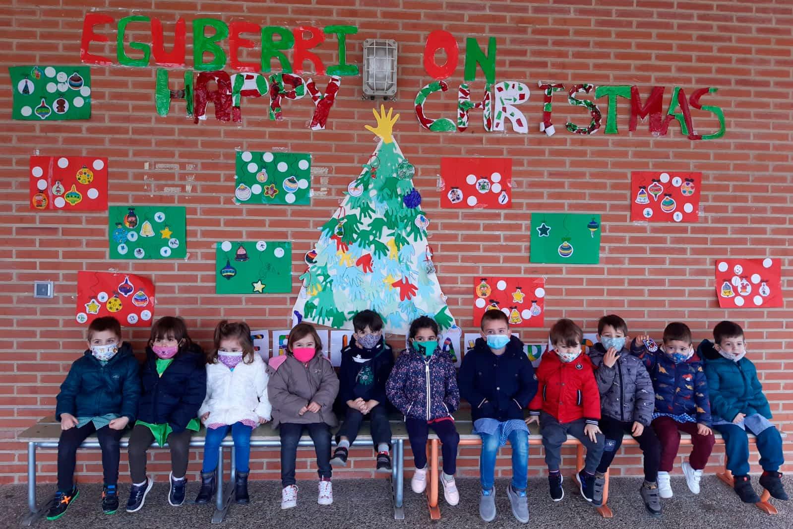 Navidad en las aulas