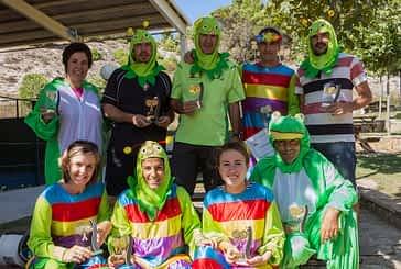Ardantze acogió la final del torneo Arco-Iris y el Día del Club Raqueta Montejurra