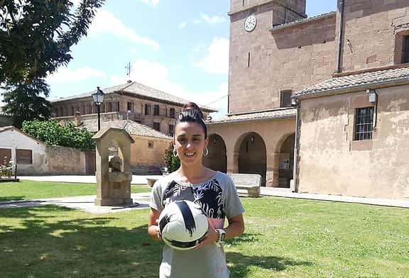 ENTREVISTA - Lidia Alén, futbolista -