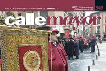 CALLE MAYOR 349 - SOLEMNE HOMENAJE AL VINO DE NAVARRA EN LOS ARCOS