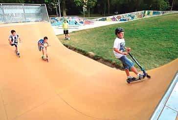 Apertura del skate, 2º Plan de Juventud y otras medidas