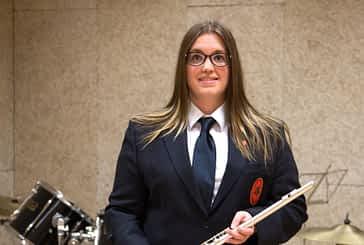 """Verónica Sanz Irisarri - Primera mujer presidenta de la unión musical estellesa - """"Para mí la música significa muchísimo"""""""