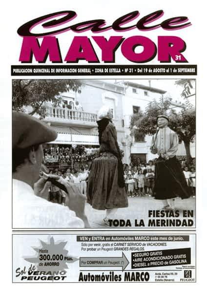 CALLE MAYOR 031 – FIESTAS EN TODA LA MERINDAD