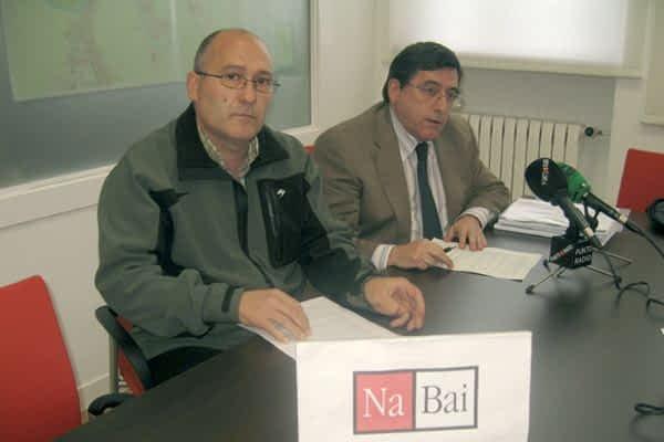 Nabai asegura que el nuevo Plan General destruye el modelo territorial de la ciudad