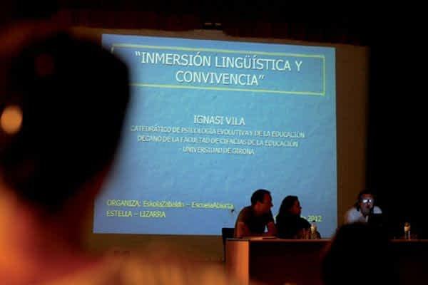 Conferencia del catedrático Ignasi Vila