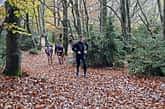 La Basajaun Trail Race congregó a 370 participantes