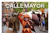 CALLE MAYOR 489 - ESTELLA DA LA BIENVENIDA A LA SEMANA MEDIEVAL