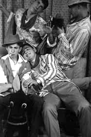 11. Joaquín Jordana, Juan José Ezquerro, Miguel Ángel Aguirre y Jesús Muñoz