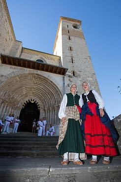 'Folklore y patrimonio'