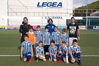 Club Deportivo Izarra. Benjamín B
