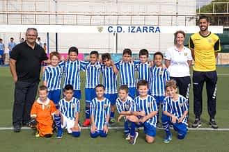 Club Deportivo Izarra. Benjamín C