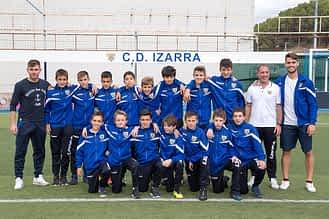 Club Deportivo Izarra. Infantil A