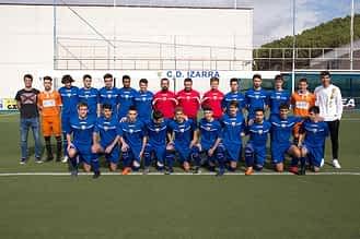 Club Deportivo Izarra. Juvenil Liga Nacional