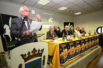 Joaquín Ansorena pronunció el pregón de apertura del Capítulo.