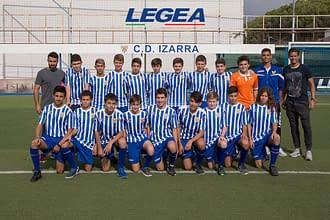 Club Deportivo Izarra. Cadete B