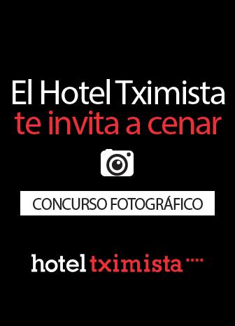 Concurso Fotografico – Hotel Tximista