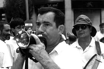 05. Sinfo Barbarin tocando la trompeta.