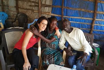 Tierra Estella Global: Irantzu Pinillos, Sudán del Sur