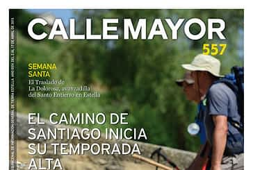 CALLE MAYOR 557 - EL CAMINO DE SANTIAGO INICIA SU TEMPORADA ALTA