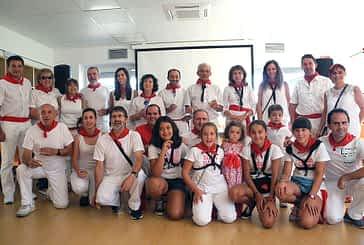 La txaranga Anberria dio inicio a las fiestas de Abárzuza por su 25 aniversario