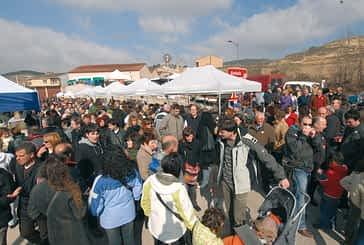 Miles de visitantes probaron el aceite de Arróniz en un domingo soleado