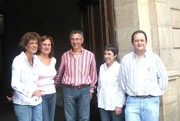 La Asociación de Familias Adoptivas de Navarra se presentó en Estella
