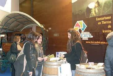 Tierras de Iranzu estuvo presente en la feria de turismo de San Sebastián, Sevatur