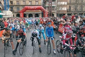 Estella acoge la gran cita  del ciclismo navarro
