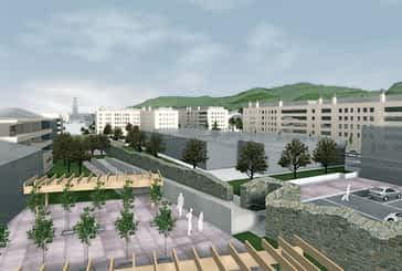 El concejal Javier Soto espera que la urbanización del bulevar Lizarra comience en 2011